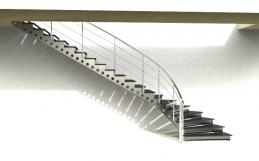 Merdivenin Ölçülendirilmesi